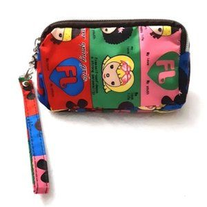 Cute HARAJUKU Girls Collection 3-compartment Purse